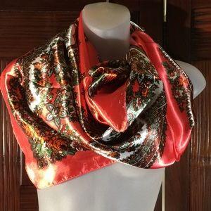 Accessories - Scarf Pure Silk